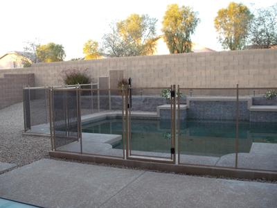 Pool Safety With Arizona Pool Fence North Phoenix Family Magazine