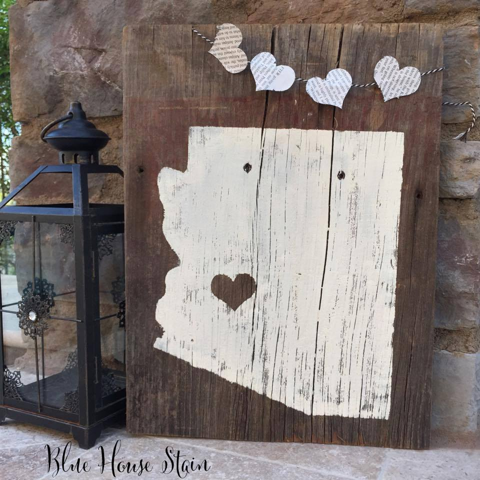 Fabulous Find: Blue House Stain - North Phoenix Family Magazine