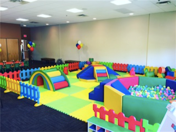 Let Your Toddlers Roam Free At Their Next Birthday Party North